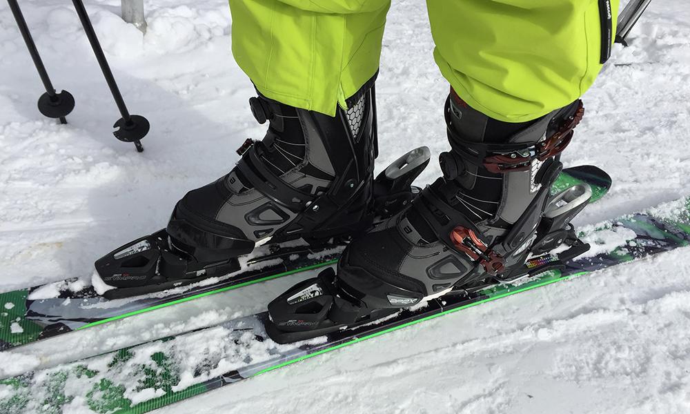 Nooit meer pijnlijke voeten met Apex Ski Boots
