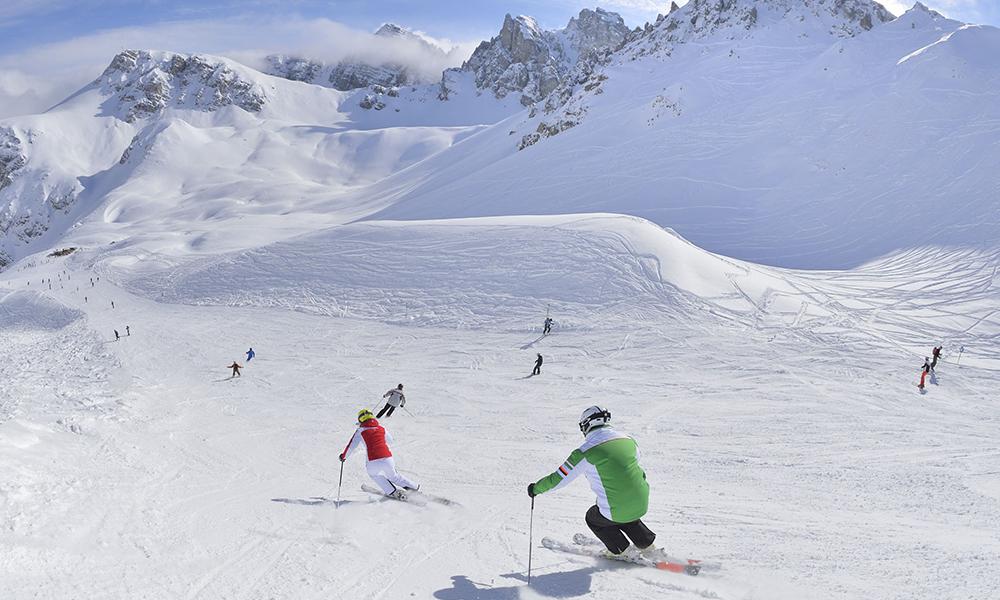 Welk type skiër ben jij?